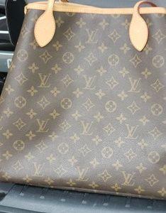 Authentic Louis Vuitton Neverfold GM